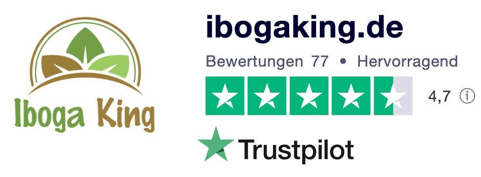 trustpilot Iboga King
