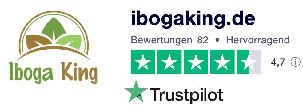 Iboga King Trustpilot